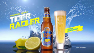 Tiger Beer Radler