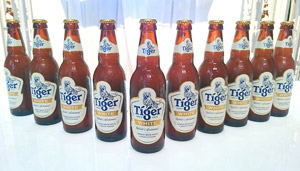 Tiger Beer White